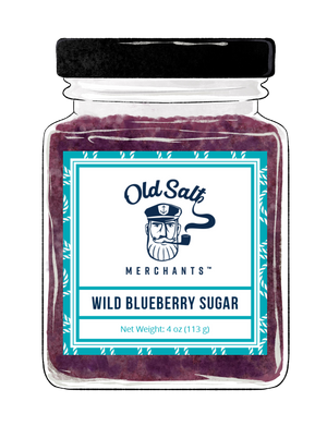 Wild Blueberry Sugar (Limited Edition)