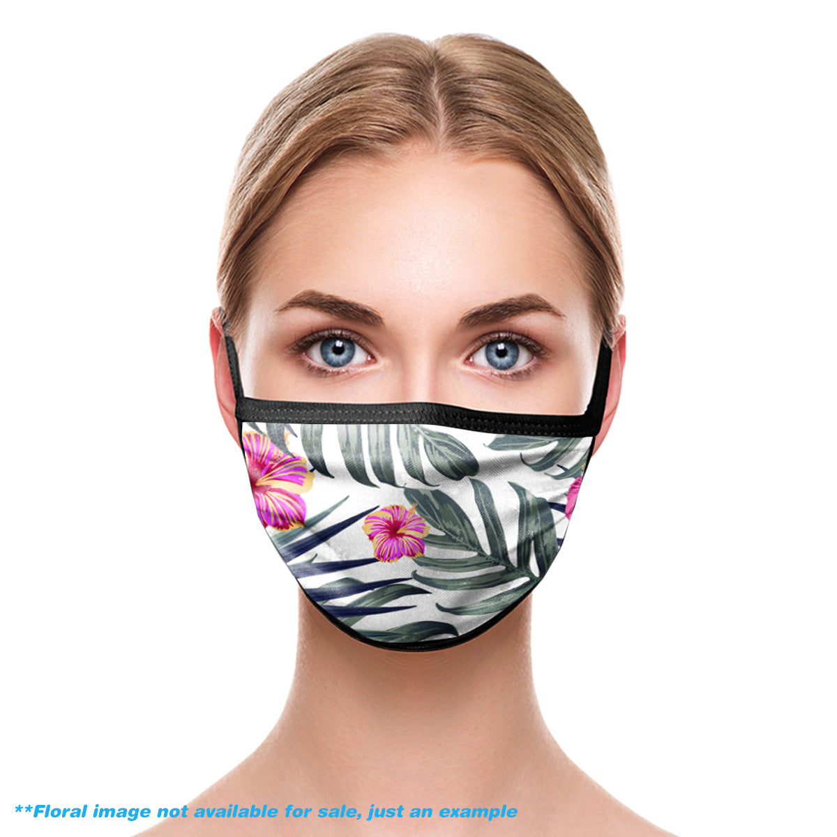 2 LAYER FACE MASK - SUBLIMATION