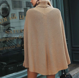Oversize Sweater Fashion Cloak