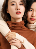 Cashmere Turtle Neck Sweater