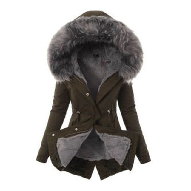 Hoody Fur Jackets Coats