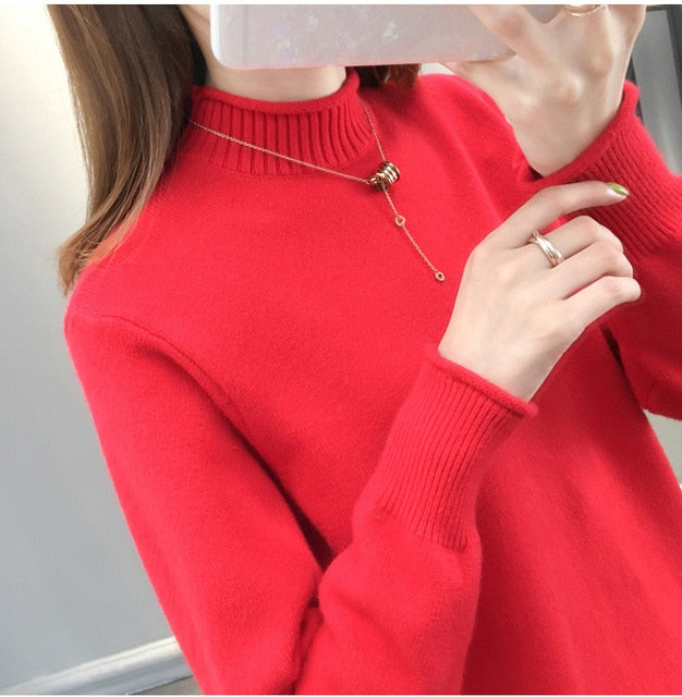 Tricot Sweaters And Pullovers
