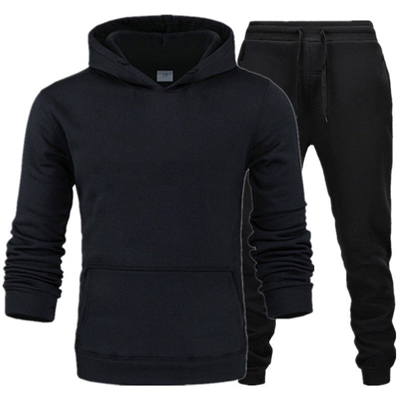 Hoodies+Pants Sets Hoodie Suits