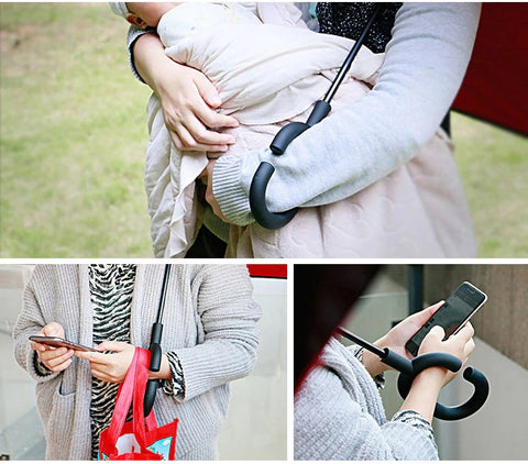 Easy To Use While Walking or Holding Goods