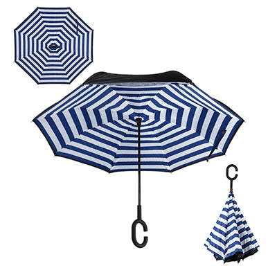 C-Umbrella (Naval stripe)