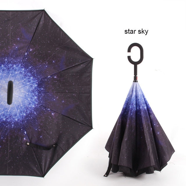 C-Umbrella (Star Sky)