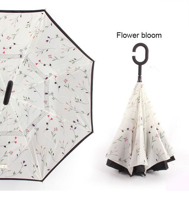 C-Umbrella (Flower Bloom)