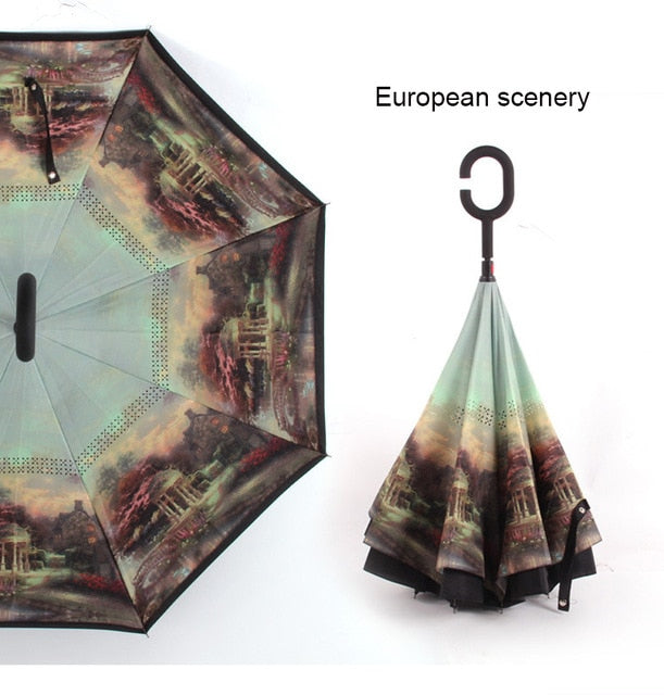 C-Umbrella (European Scenery)
