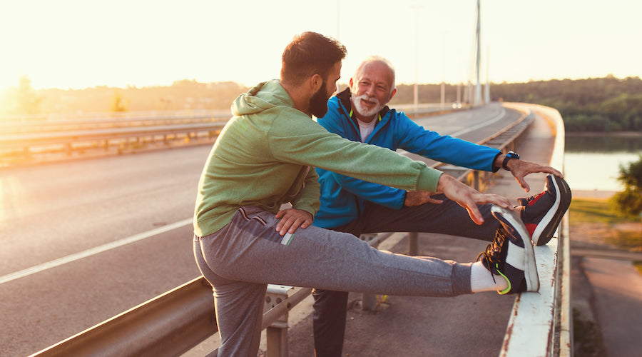 Incontinence Tips for the Active Man