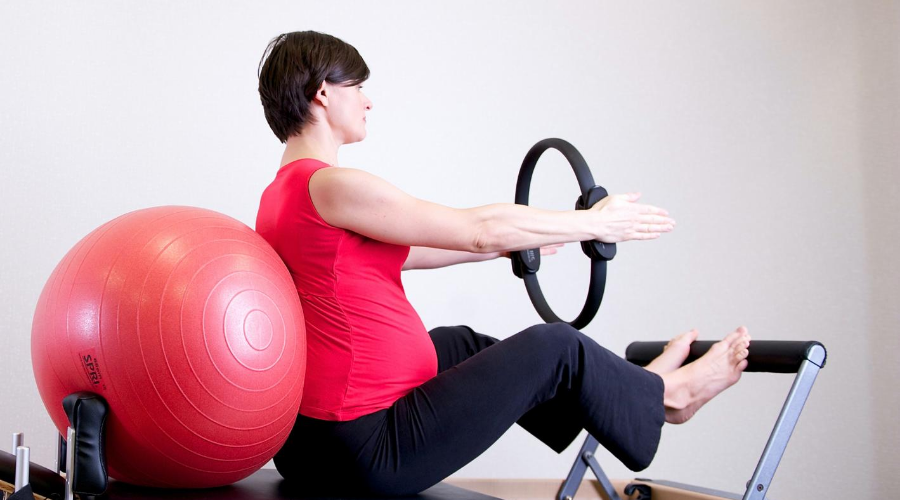 Pilates and Strengthening the Pelvic Floor