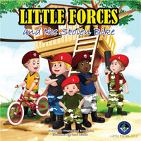 Little Forces: and the Stolen Bike (Volume 1)