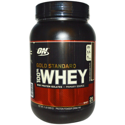 jual Optimum Nutrition 100% Whey Gold Standard LBS – 2