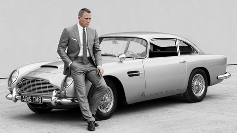 Ingin Body Ala James Bond? Ini Rahasianya!