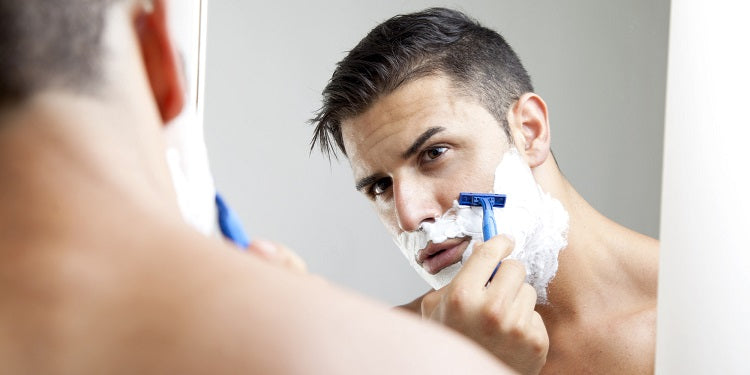 shaving gel vs shaving foam