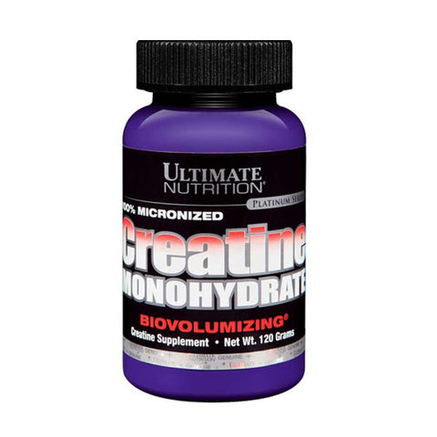 jual ultimate nutrition creatine monohydrate 120 gram