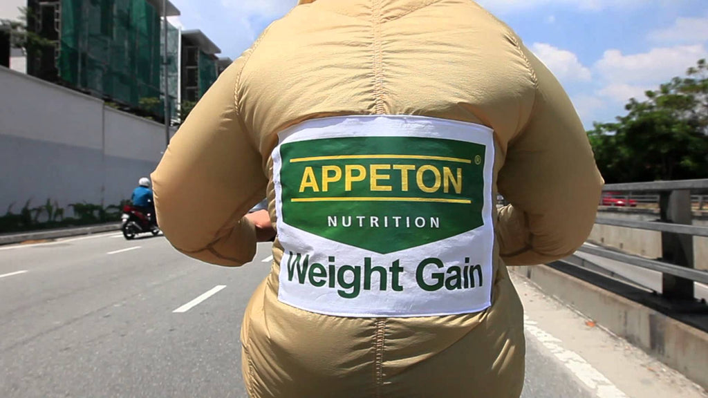 susu appeton weight gain
