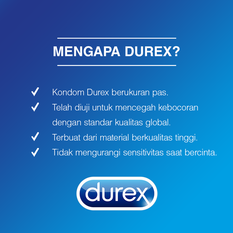 Jual Durex Kondom Close Fit Termurah