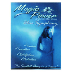 Gambar Magic Power Tissue Blue Symphony - 3 Sachets Jenis Obat Kuat