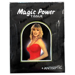 Gambar Magic Power Tissue Original - 6 Sachet Jenis Obat Kuat