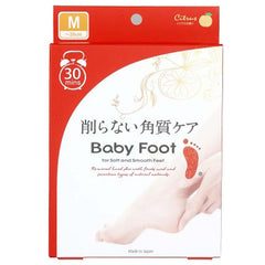 Gambar Baby Foot for Soft and Smooth Feet Jenis Perawatan Kaki