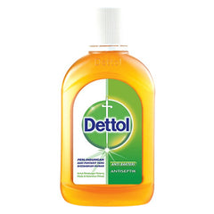 Dettol Antiseptic Liquid - 245 mL