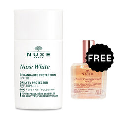 Nuxe Nuxe White Daily Uv Protector Spf 30 Pa+++ - 30 mL