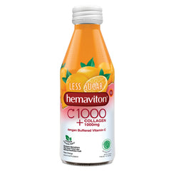 Hemaviton C1000 Plus Collagen Less Sugar - 150 mL