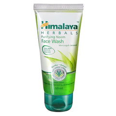 Gambar Himalaya Herbal Purifying Neem Face Wash - 50 mL Jenis Perawatan Wajah