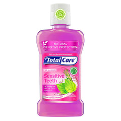 TOTAL CARE Anti Bacterial Mouthwash Sensitive Teeth - 250 mL