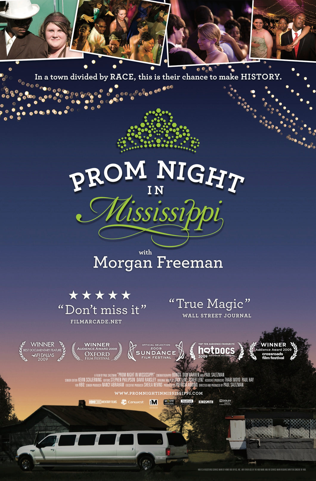 Prom Night In Mississippi Documentary - DVD
