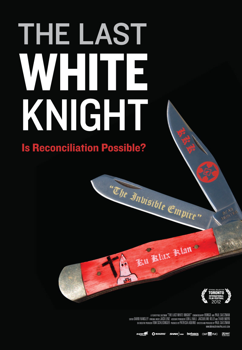 The Last White Knight Documentary - DVD