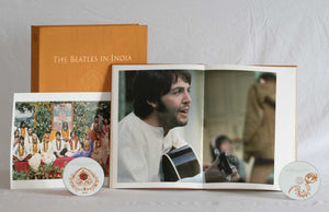 The Beatles in India: Super Deluxe Limited Edition Book