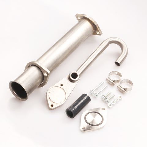 6.0 EGR Valve Pipe Kit Fits Ford F250 F350 F450 F550 Diesel Powerstroke Excursion E350 E450