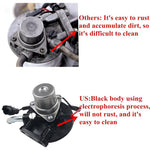 Fuel Filter Housing Head Base Assembly for Duramax 6.6 Chevrolet Silverado GMC Sierra 2500 3500 LBZ LB7 LLY LMM
