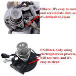 For 6.6 Duramax Primer Pump Fuel Filter Housing Head Assembly | for GMC  Sierra Chevrolet Silverado 2500 3500