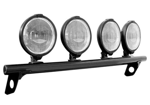 Light Bar w/ Tabs for 10-18 Ram 2500/3500