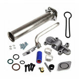 EGR Delete Kit+Spring Upgrade For 2003-2007 Ford F250 F350 F450 F550 6.0L V8 Powerstroke Diesel