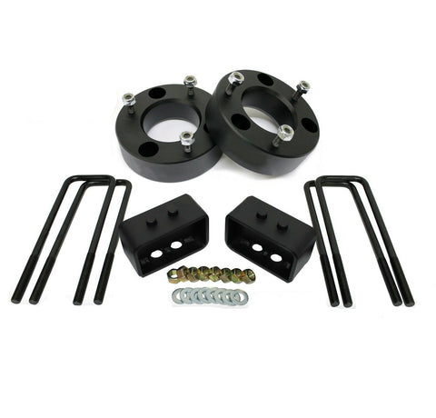 2.5 Inch Front 1.5 Inch Rear Leveling Lift Kit for 2009-2018 Ford F150 4WD
