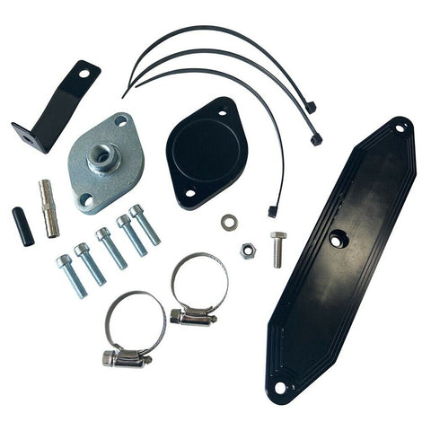 6.7 Powerstroke EGR Cooler Delete Kit Fit 2017 2018 2019 Ford F250 F350 6.7L Power Stroke Diesel