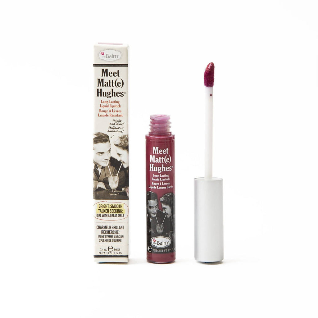 The Balm Meet Matte Hughes - Dedicated