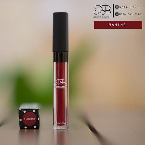 Nora BO Awadh lipstick - The Makeup Shop