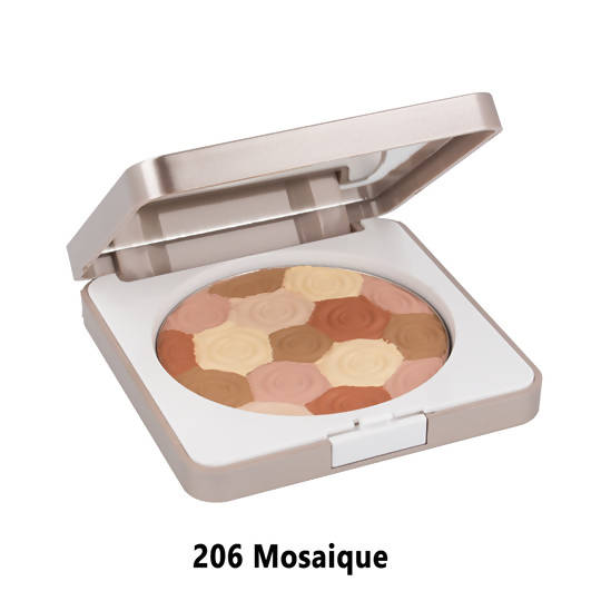 Defence Color Sun Touch compact bronzing powder - 206 Mosaique