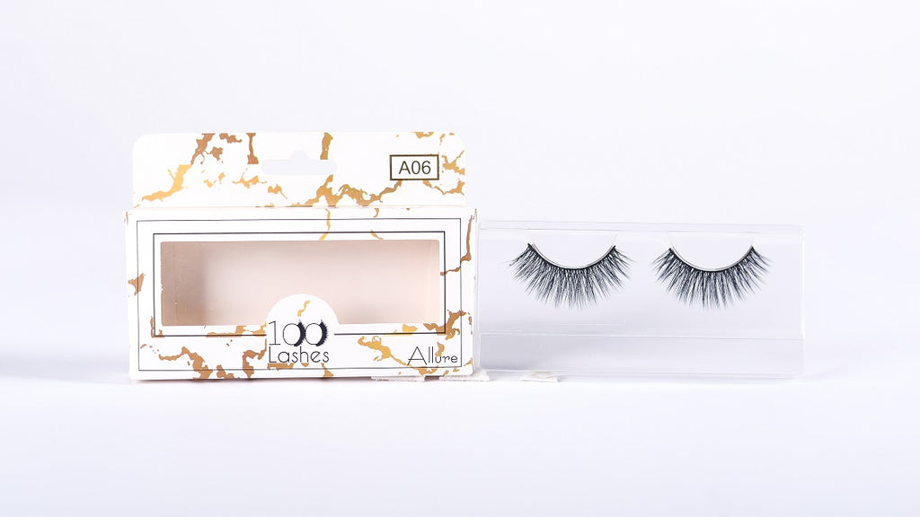 100 Lashes Allure Style A06