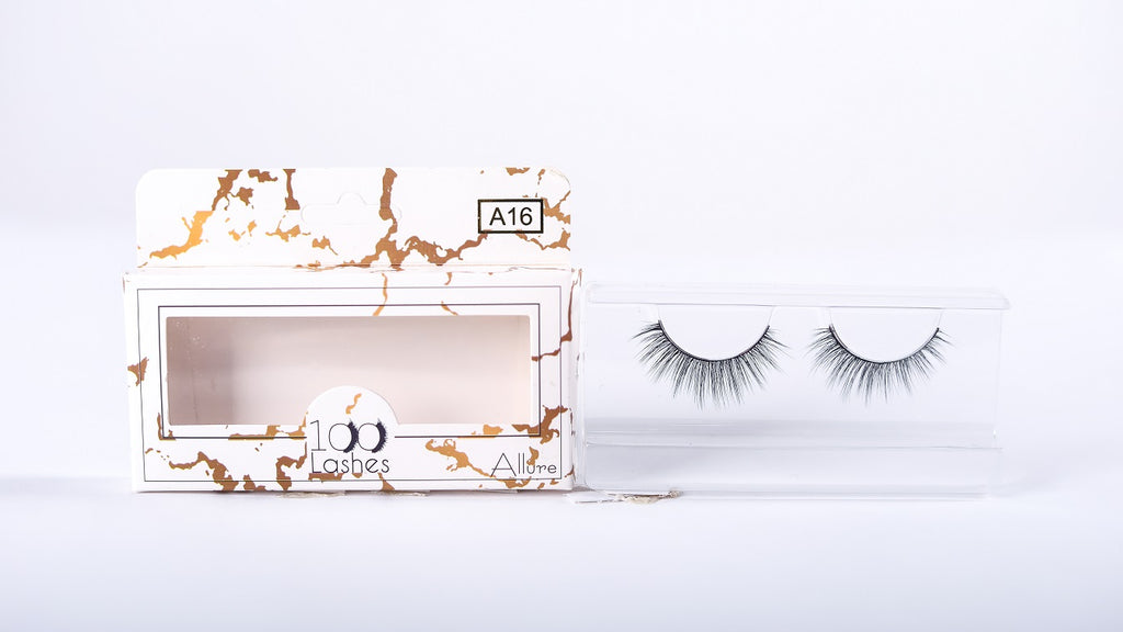 100 Lashes Allure Style A16