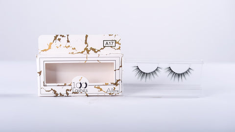 100 Lashes Allure Style A17