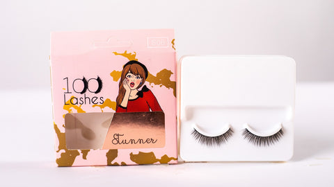 100 Lashes Stunner Style S06