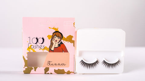 100 Lashes Stunner Style S11