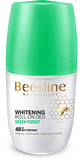 Beesline Whitening Roll On Deodorant - Green Forest 50ml - The Makeup Shop