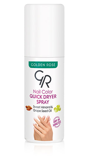 Golden Rose Quick Dryer Spray