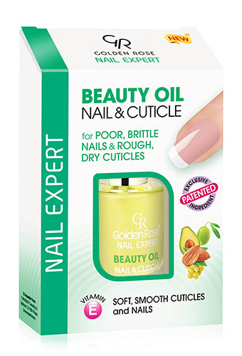 Golden Rose Nail Expert Beauty Oil Nail & Cuticle 05